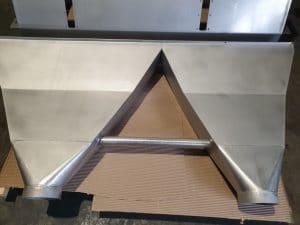 4J Chaudronnerie pliage tôle métal